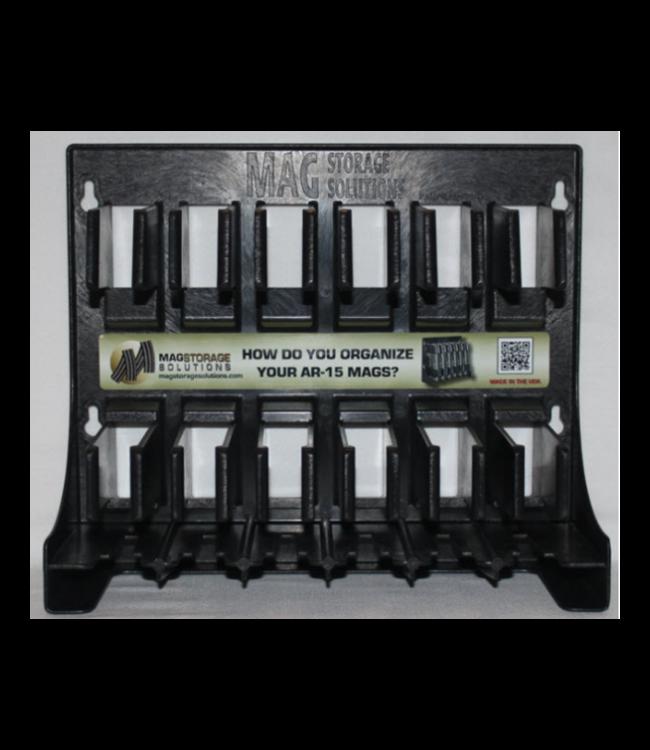 MagStorage Solutions AR-15 Magazijnen rack