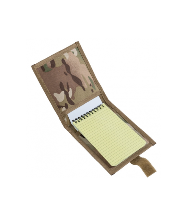 Mil-Tec A6 sized notebook - Multicam