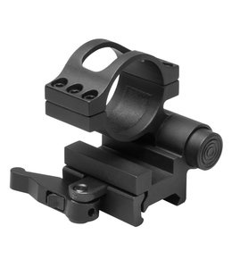 NcSTAR Flip To Side Magnifier Quick Release Mount 30 mm