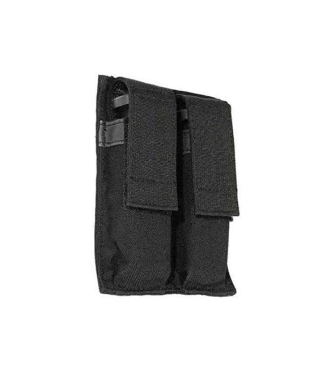 BLACKHAWK! Double Pistol Mag Pouch (Black)