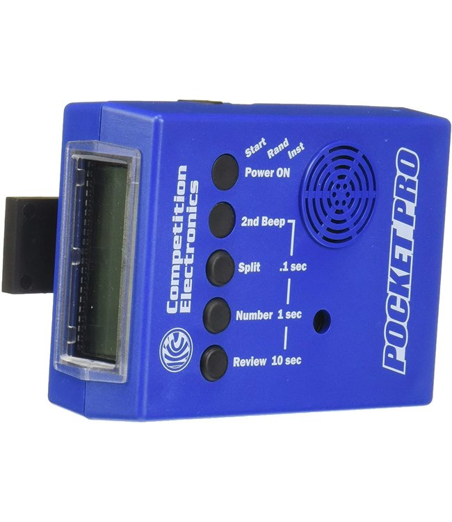 Competition Electronics Pocket Pro II Timer (Blue)