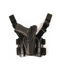BLACKHAWK! Level 3 Tactical SERPA Holster - Glock 17/19/22/23/31/32