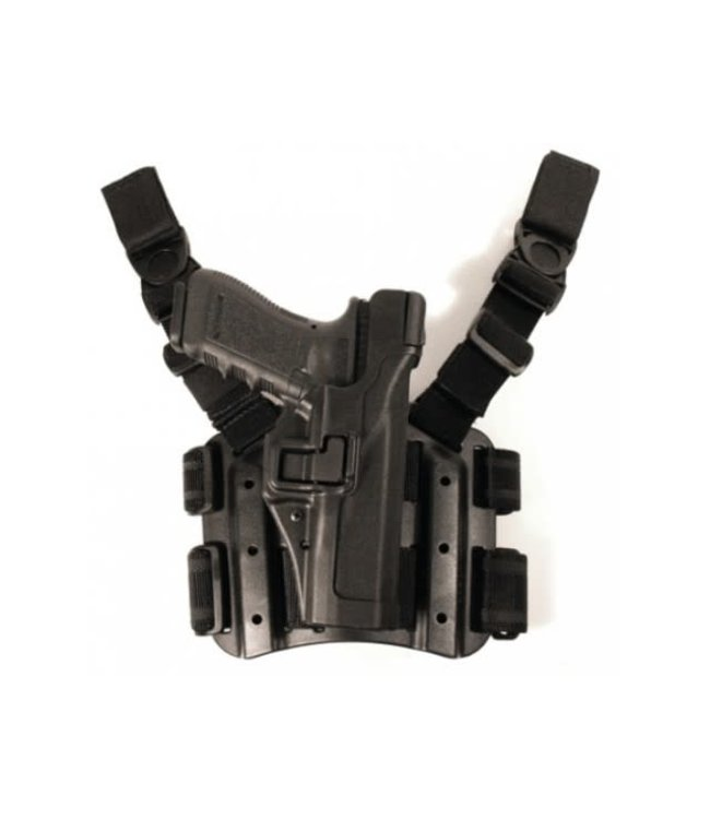 BLACKHAWK! Level 3 Tactical SERPA Holster - Glock 17/19/22/23/31/32