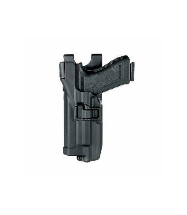 BLACKHAWK! Lvl 3 Serpa Light Bearing Duty Holster for XIPHOS Light - Glock 17