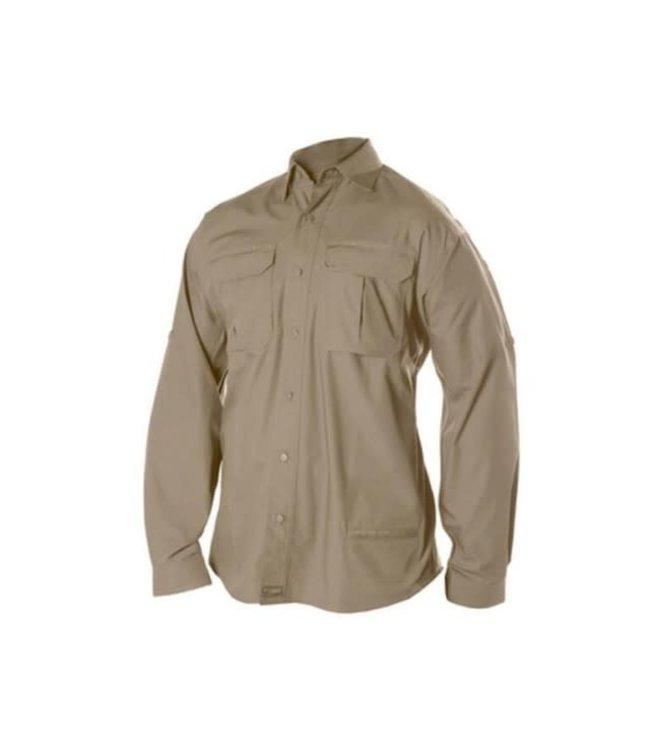 BLACKHAWK! Warrior Wear Tactical Shirt Long Sleeve (Khaki)