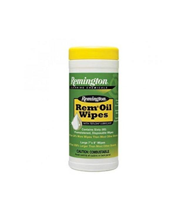 "Remington Oil Pop up Wipes 7""x8"""