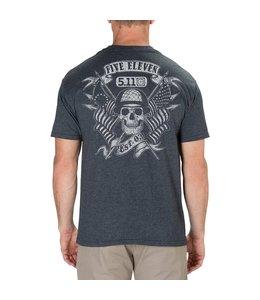 5.11 Tactical T-Shirt Banners and Bayonets