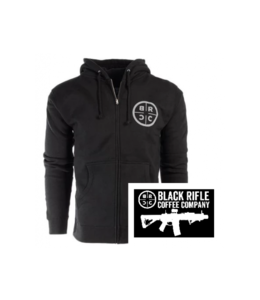 Black Rifle Coffee Company Vintage Logo Hoodie