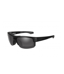 Wiley X Compass Glasses Smoked Glass