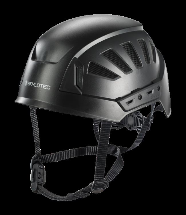SKYLOTEC INCEPTOR GRX helmet - black