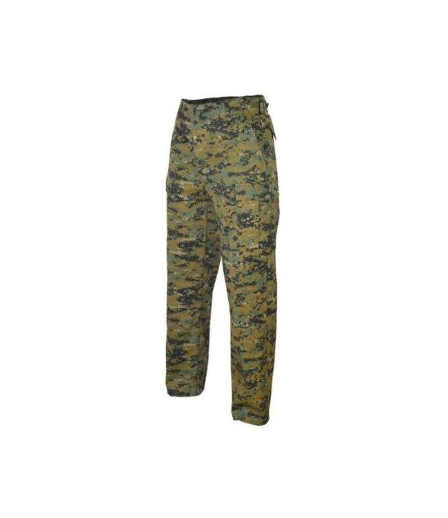 Mil-Tec BDU Reinforced Pants (Marpat)