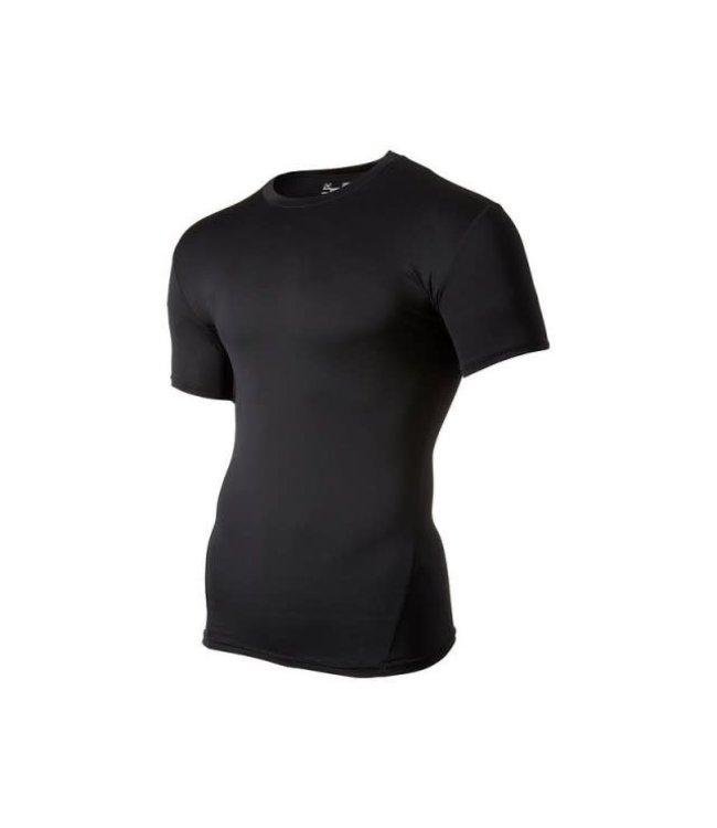 Under Armour Men's Tactical HeatGear® Compression Short Sleeve T-Shirt (Black)