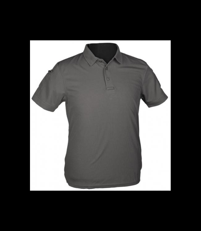 Mil-Tec Quick-Dry Tactical Polo  (Urban Grey)