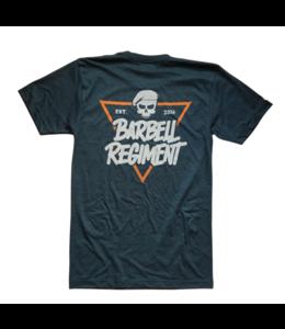 Barbell Regiment The Delta - Black Aqua