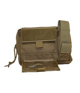 BDS Tactical Super Admin Pouch (Coyote Brown)