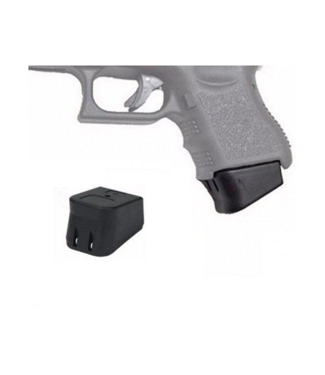 IMI Defense 2-round Magazine Extension for Glock Mags