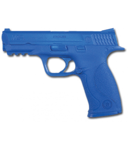 Blueguns by Ring's M&P 9/40 Rubber Blue Training gun