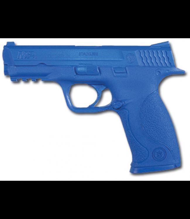 Blueguns by Ring's M&P 9/40 Rubber Blue Training gun
