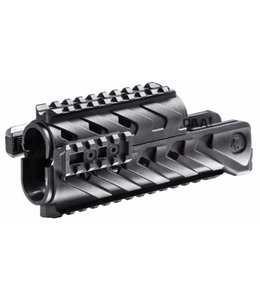 CAA Tactical Handguard for CZ VZ58/858 (Black)