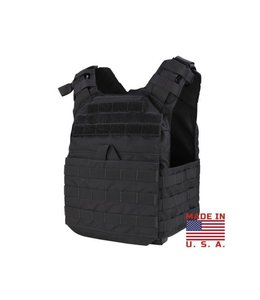 Condor Cyclone Plate Carrier (Black)