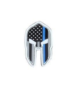 Condor Spartan Helmet PVS Patch Thin Blue Line