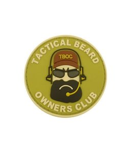 Condor Tactical Beard Owners Club Patch