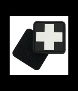 White Cross Medic PVC Patch