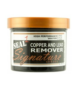 SEAL 1 Copper & Lead Remover Paste 4 oz jar