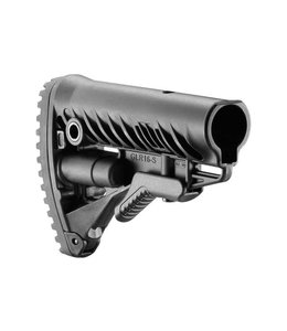 FAB Defense GLR-16 Buttstock for AR15/M16