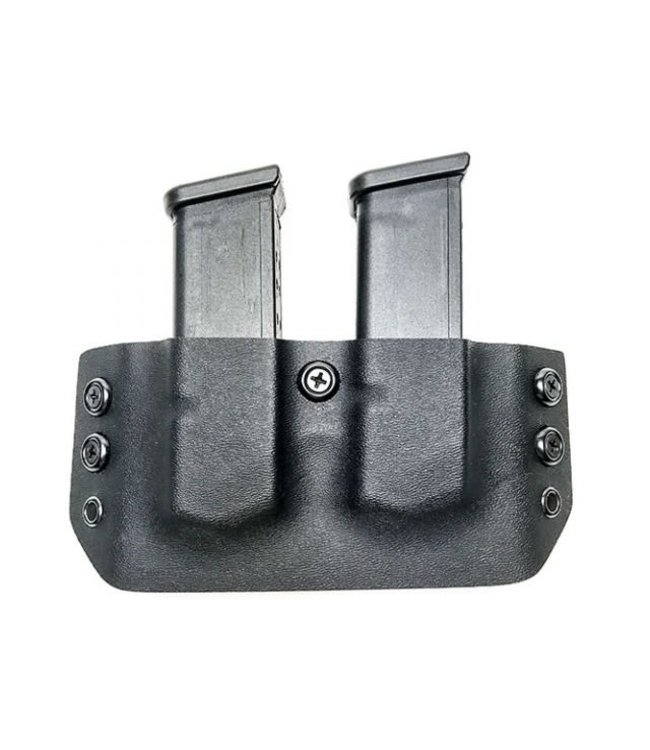 KT MECH Black Kydex SIG P250/P320 Dual Magazine Carrier