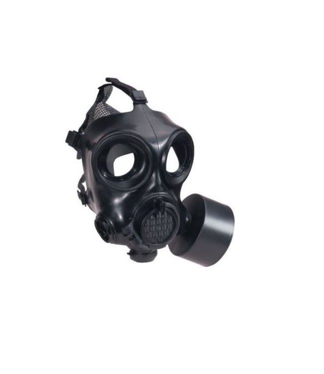 MIRA Safety OM-90 Full Face Tactical Gas Mask