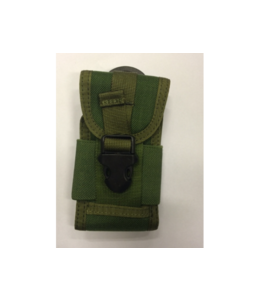 Mil-Tec Small Utility Pouch With Buckle - OD Green