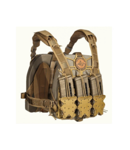 TriTac TriMag Kydex Plate Carrier (Coyote Brown)
