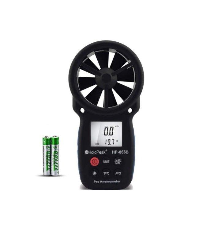 HoldPeak Digital Anemometer