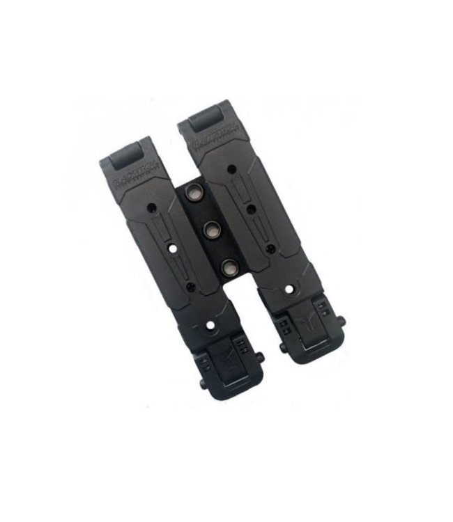 TRB 2 Molle Lock Clips + Adapter for Outside Holster