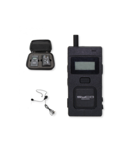 SYCO FD-10 Shooting Range Radio set