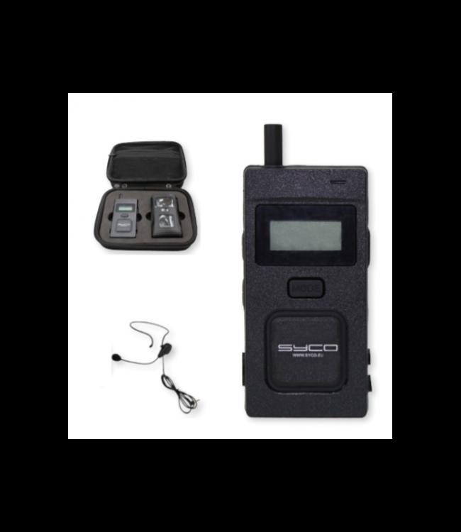 SYCO FD-10 Shooting Range Radio set
