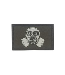 Mil-Tec Gas Mask Patch with Velcro