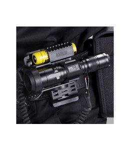 Nitecore NTH30B Swivel Holster for P20 P20UV Flashlight