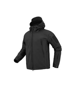 Levelfour Special Ops Softshell Jacket (Black)