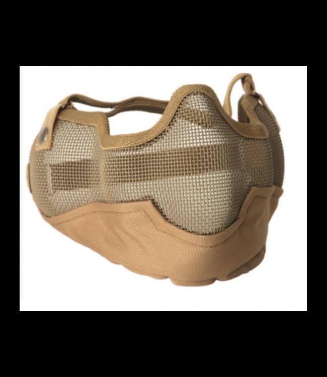 Mil-Tec Mesh Mask (Desert Tan)