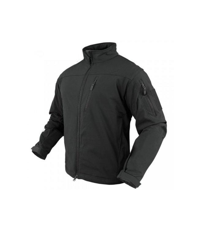 Condor Phantom Softshell Jacket (Black/Small)