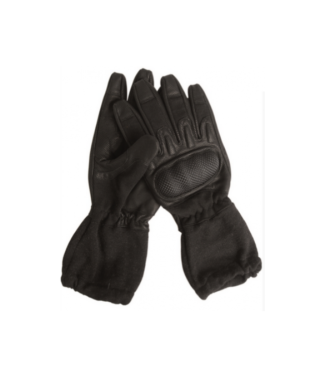 Mil-Tec Nomex Action Gloves with Knuckle Protection (Medium)