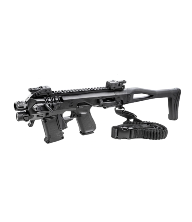CAA Tactical Micro RONI Gen 4X: ADVANCED Kit for Glock 17&19