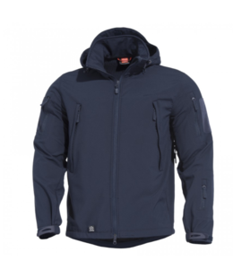 Pentagon Softshell Artaxes Midnight Blue