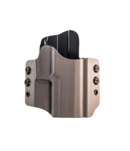 HIGH SPEED GEAR INC. (HSGI) OWB Holster for S&W M&P9 (Wolf Grey) - Right Handed