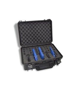 MAX Cases MAX 430 Case - 5 Pistol (Black)