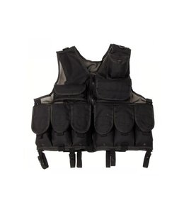 MFH Tactical Vest (Black)