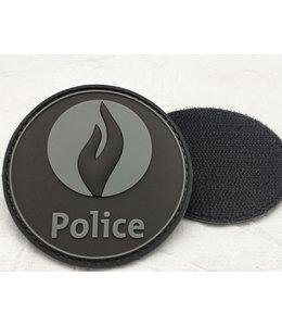 Levelfour PVC Police Patch