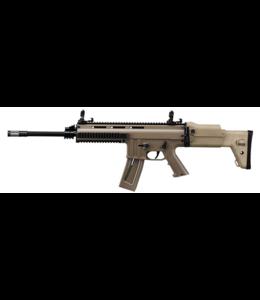 """ISSC MK22 MSR, SCAR Type 16"""" - FDE - .22LR"""